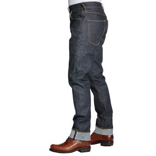 Rokker Iron Selvedge Raw JeanAlternative Image2