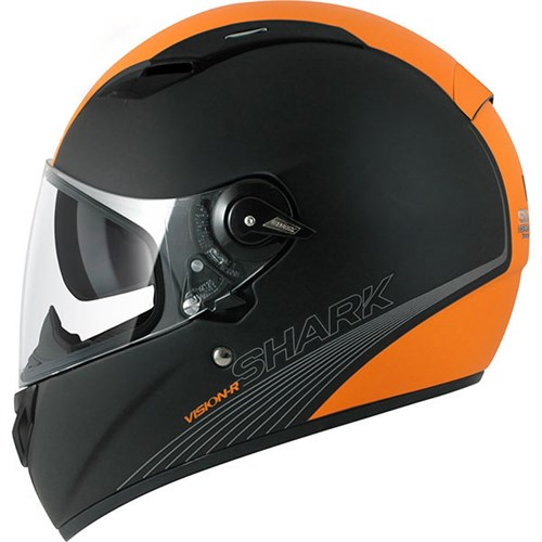 shark vision r inko helmet orange. Black Bedroom Furniture Sets. Home Design Ideas