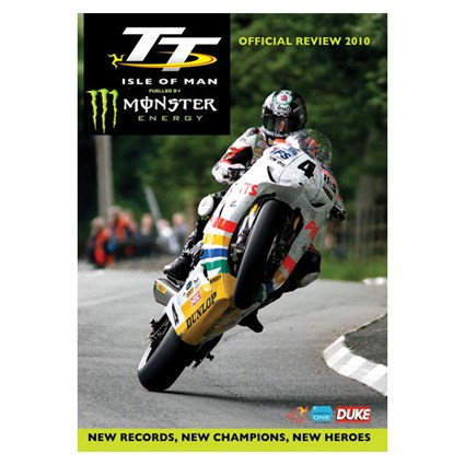 2010 TT Review Blu-Ray