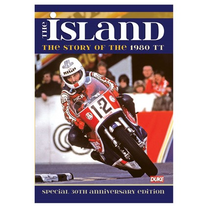 The Island. The Story Of The 1980 TT