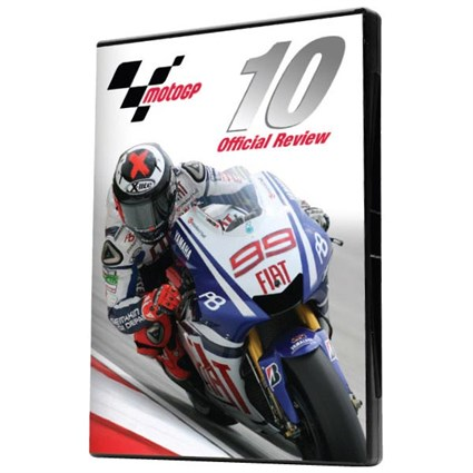 Moto GP Review 2010