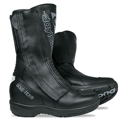 Daytona Lady Star GTX motorcycle boot black