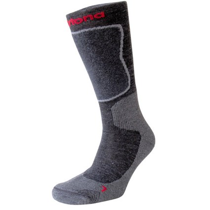 Daytona long socks grey