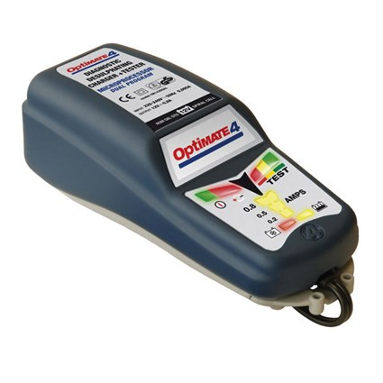 Accumate OptiMate 4 Dual battery charger