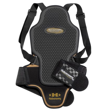 Halvarssons Track back protector