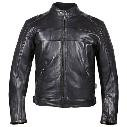 Helstons Box jacket - black