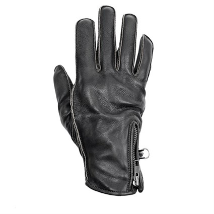 Helstons Preston Summer gloves - Black