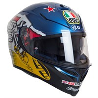 AGV K5 Guy Martin 3Some helmet