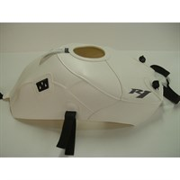 Bagster Tank cover YZF R1 - white