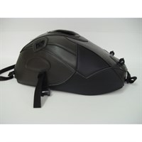 Bagster Tank cover S1000 RR / S1000 RR HP4 - black / sky grey / carbon