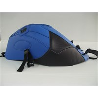 Bagster Tank cover S1000 RR / S1000 RR HP4 - blue / carbon triangle