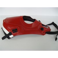 Bagster Tank cover MULTISTRADA - red / white / black
