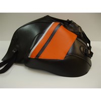 Bagster Tank cover V7 - black / orange deco