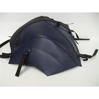 Bagster Tank cover K1600 GT / K1600 GTL - navy blue / matt black