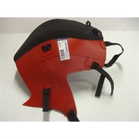 Bagster Tank cover G650 GS - matt black / vermillion