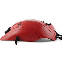 Bagster Tank cover DIAVEL - red / white stripe