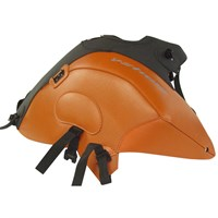 Bagster Tank cover V STROM DL 650 - matt black / pumpkin