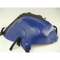 Bagster Tank cover V STROM DL 650 - matt black / blue