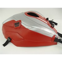 Bagster Tank cover 1199 PANIGALE - red / silver deco