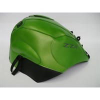 Bagster Tank cover ZZR 1400 - pearly green / black