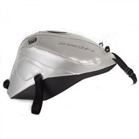 Bagster Triumph Speed Triple 675 R tank cover - silver