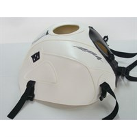 Bagster Tank cover RS4 125 - white / black