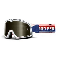 Barstow Classic Goggles White