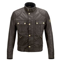 Belstaff Mojave 2.0 wax cotton jacket brown