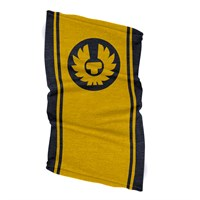 Belstaff Logo Neckwarmer - Yellow/Blue