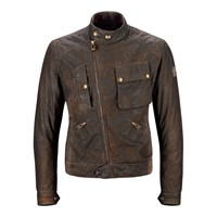 Belstaff Dark Brown Imperial Wax Cotton Jacket