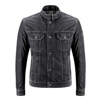 Belstaff Velocette Armoured Denim Jacket - Black
