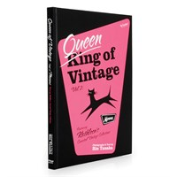 Queen of Vintage Vol 2: Meow Featuring Kathleen Schaafs Curated Vintage Collection