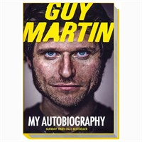 Guy Martin My Autobiography book