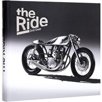 The Ride 2nd Gear - Gentlemans Edition Book