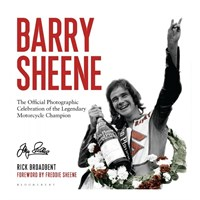 Barry Sheene The Official Photographic Celebration