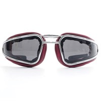 Baruffaldi Easy Rider goggles - Red