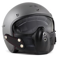 Harisson Corsair Helmet - Matte Grey