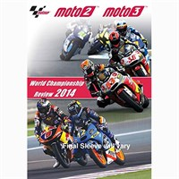 Moto2 & Moto3 World Championship Off Review 2014 DVD
