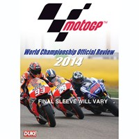 MotoGP World Championship Official Review 2014 DVD