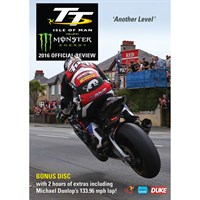 The Official Review of the 2016 Isle Of Man TT DVD