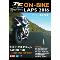 Isle Of Man On-Bike Laps 2016 Vol.1 DVD