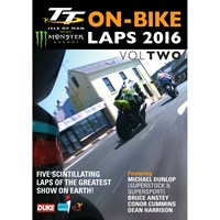 Isle Of Man On-Bike Laps 2016 Vol.2 DVD