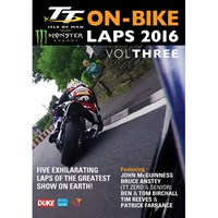 Isle of Man On-Bike Laps 2016 Vol.3 DVD