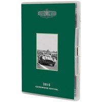 2015 Goodwood Revival Official Review DVD
