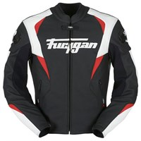 Furygan Snake jacket black/white/red