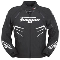 Furygan Skull jacket - black