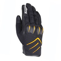 Furygan Delta gloves - black/orange