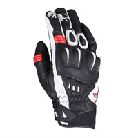 Furygan RG17 gloves - black/red