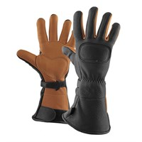 Lee Parks Deersports PCi gloves - black/tan