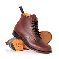 Aero Jarrow boots - brown